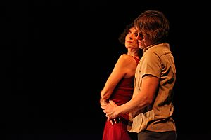 Claudia Moore & Dan Wild in James Kudelka's Half an Hour of our Time (2009) IMG_2685.JPG